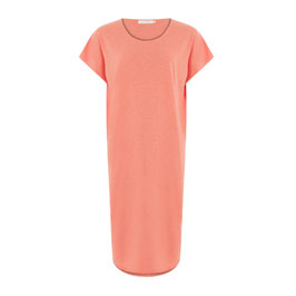 Coster CPH - T-Shirt Dress Coral Pink