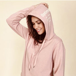 Smith & Soul - Hoodie with Print Blush