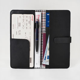 LOST&FOUND - Travel Organizer Black