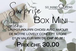 Surprise Box MINI - CHF 30