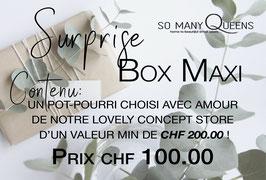 Surprise Box MAXI - CHF 100