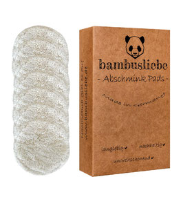 Bambusliebe - Make Up Remover Pads