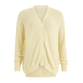 Coster CPH - Knitted Cardigan Light Yellow