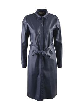 Smith & Soul - Vegan Leather Dress Navy