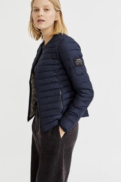 Ecoalf - Short Jacket Usuaia deep navy