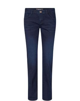 Mos Mosh - Sumner Flared Jeans Dark Blue