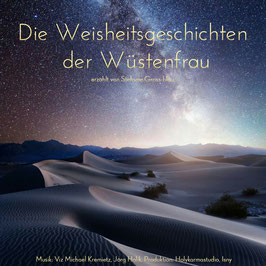 CD: Weisheitsgeschichten der Wüstenfrau