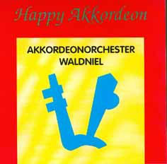 "CD ""Happy Akkordeon"""