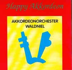 "CD ""Happy Akkordeon"""