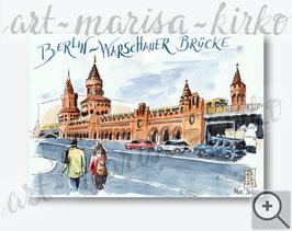 Warschauer Straße-Brücke