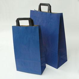 Papiertragetasche Blau