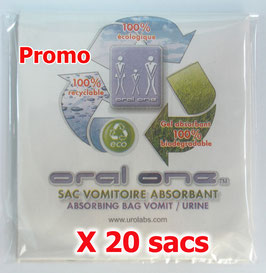 ORAL ONE pack-20