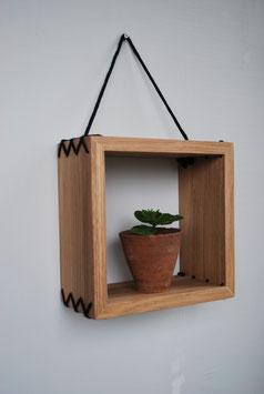 -étagère avec fils coton-