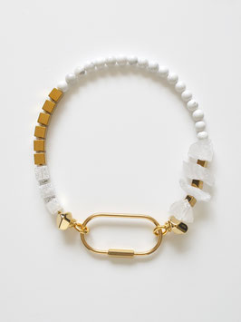 REL NECKLACE Gold