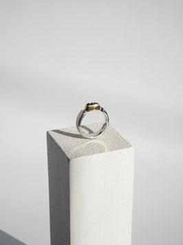 ELIA RING Silver925 Black diamond
