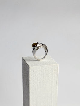 CRAT RING Silver925 Gold