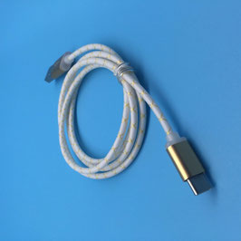 USB-C To USB Male cable for charging