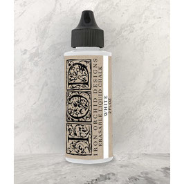 IOD erasable liquid Chalk White