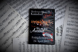 "DVD ""We are from Austria"""