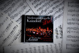 "CD ""We are from Austria"""