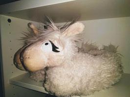 Kuschelige Alpaka Hausschuhe