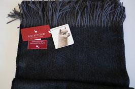 Kuschelige Sofa Decke aus puren Alpaka Vlies