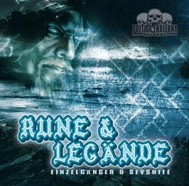 Einzelgänger & Sevsnite - Rune & Legände (CD)