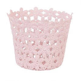 Korb Shabby Chic Floral