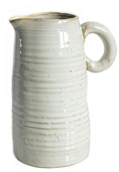 Krug Stoneware white