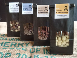 Meister Zenger Coffee - Chocolate Covered Coffee Beans