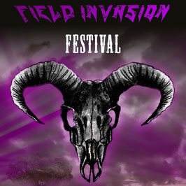 Field Invasion Festival 2020 - T-Shirt Unisex