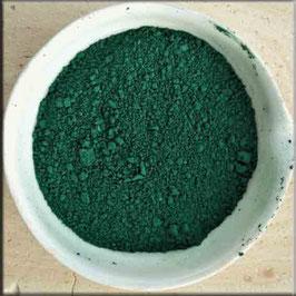 Farbpigmente Grün