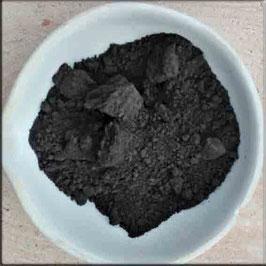 Farbpigmente Schwarz