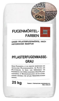 Plasterfugenmörtel GRAU