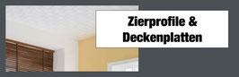 Zierprofil & Deckenplatte 2