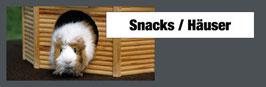 Nager Snacks & Häuser