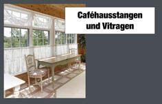 Gardinen Cafehaus
