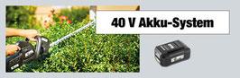 Motorgeräte / Akku-Systeme 40V