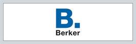 """Markenschalter """"Berker"""""""