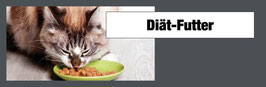 Katze Diätfutter