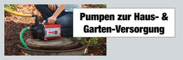 """Garten-Haus Pumpen """"AL-KO"""" B2"""