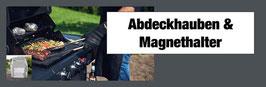 """Abdeckhauben & magnetische Zubehörhalter """"Mr. Gardena"""""""
