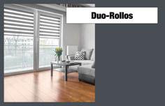 Plissees Duo-Rollos 2