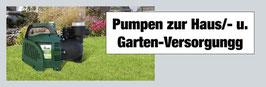 "Garten-Haus Pumpen ""Mr. Gardener"" B4"