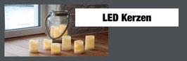 "LED Kerzen ""Schlaraffenland"""