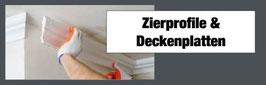Zierprofil & Deckenplatte 3