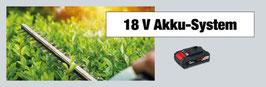 Motorgeräte / Akku-Systeme 18V