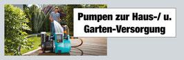 """Garten-Haus Pumpen """"Gardena"""" B2"""
