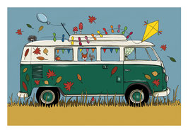 Bus Herbst