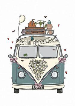 Bus Hochzeit...